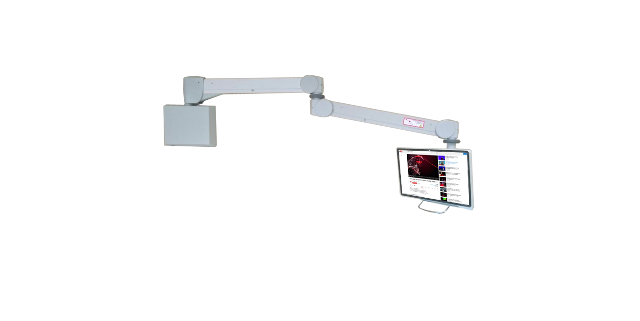 FX200 Healhcare Bedside Arms
